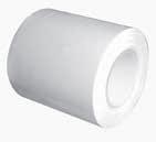 KLEBEBAND PVC            WEISS