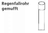 FALLROHR                   1 M