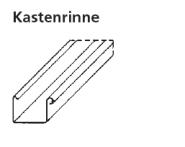 KASTENRINNE                2 M