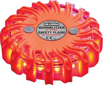 WARNBLITZER LED 105 MM
