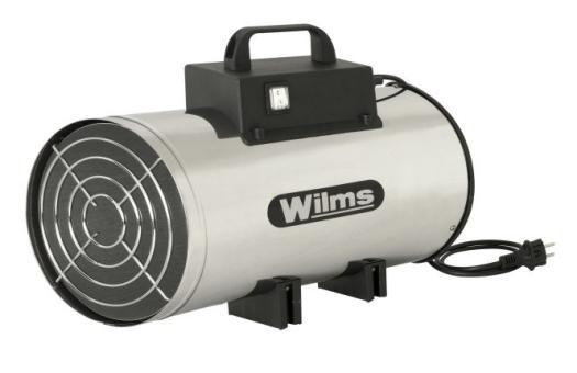 WILMS GASHEIZER GH 12 INOX